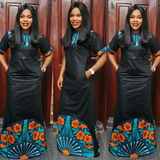 Ankara Patch Work We Saw Over The  Eid Holiday