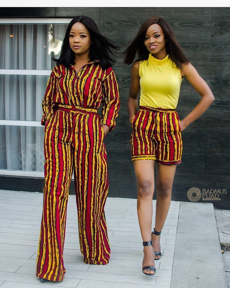 Stylish Latest Ankara Styles Trending This Week A
