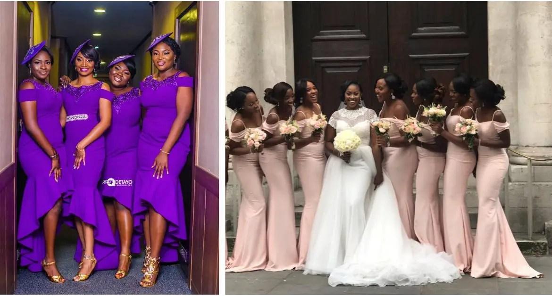 bridesmaid dresses-amillionstyles