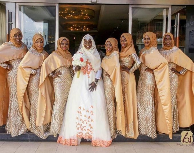 Chic And Covered: These Muslim Brides Are Beautiful!
