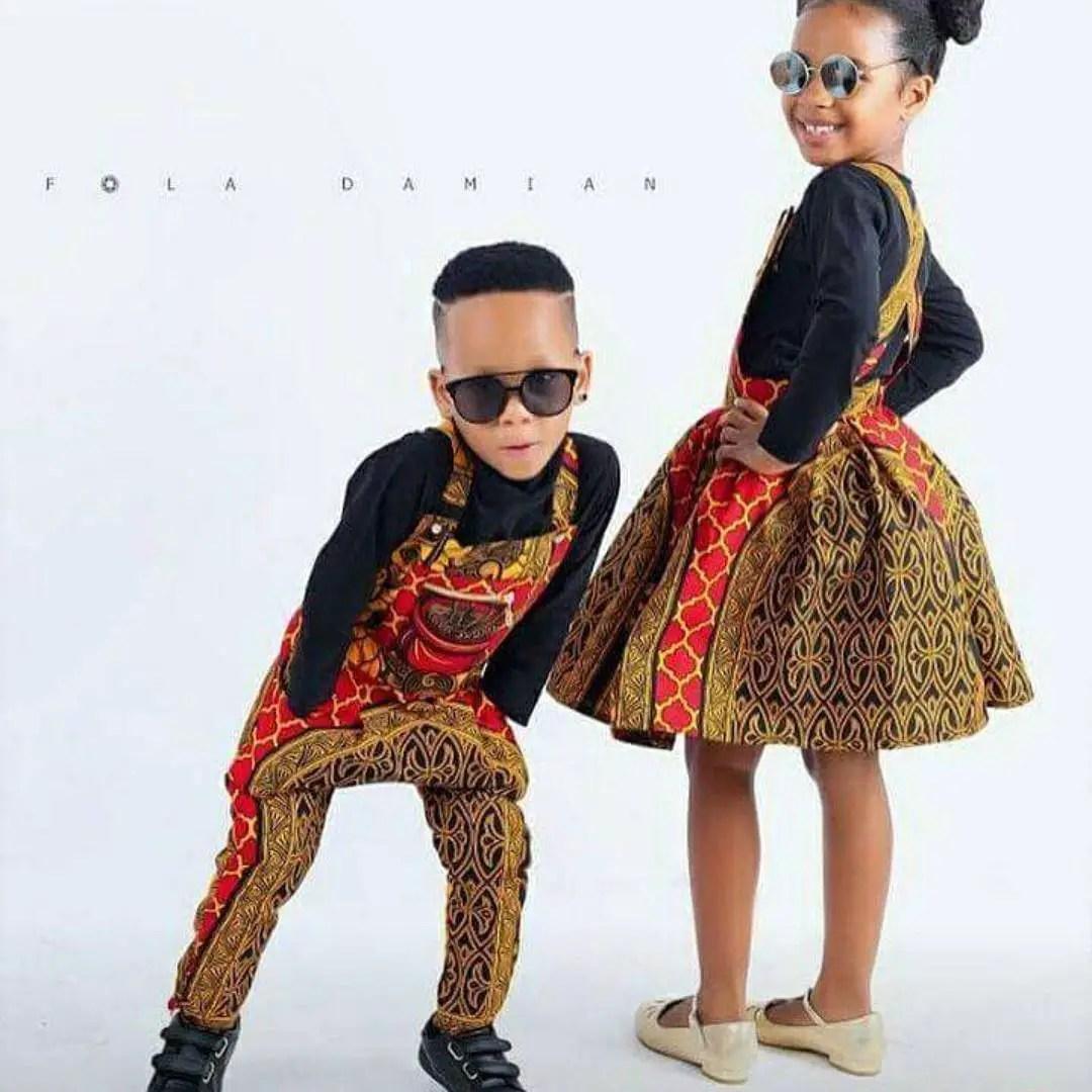 Cute Nigerian Kids Latest Fashion Styles – AMillionStyles.com