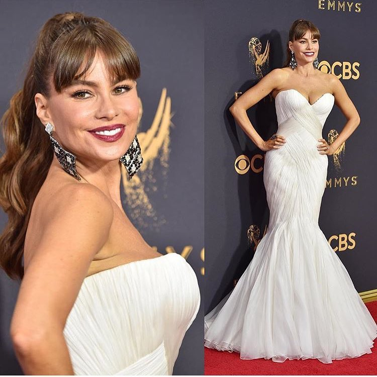 Disturbing Your Timeline With Styles 2017 Emmy Awards