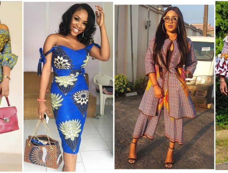 Bringing A Touch Of Class To Your Ankara Styles Fashion Game