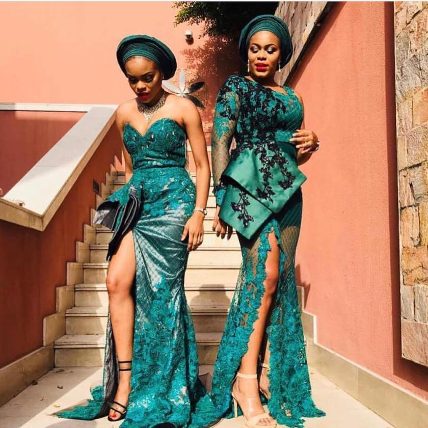 Best Asoebi Styles Of The Week 21-27 October