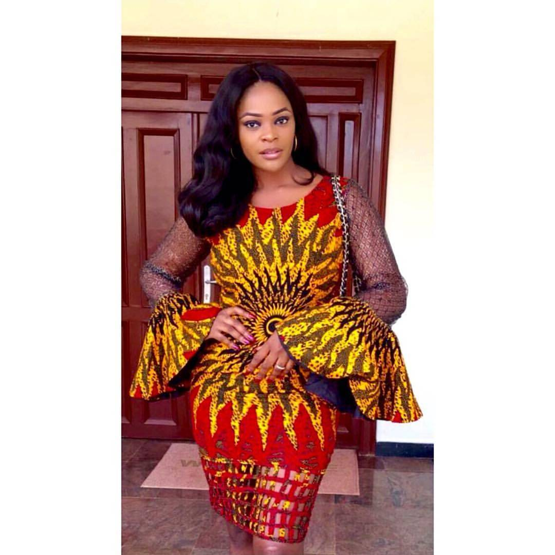 Friyays Are For Sweet Ankara Styles