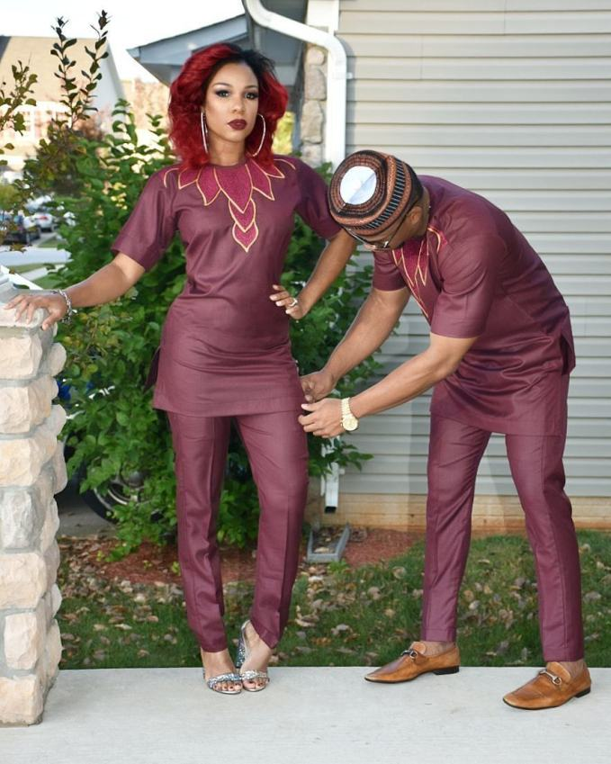 Couples Rocking Matching Outfits Trend