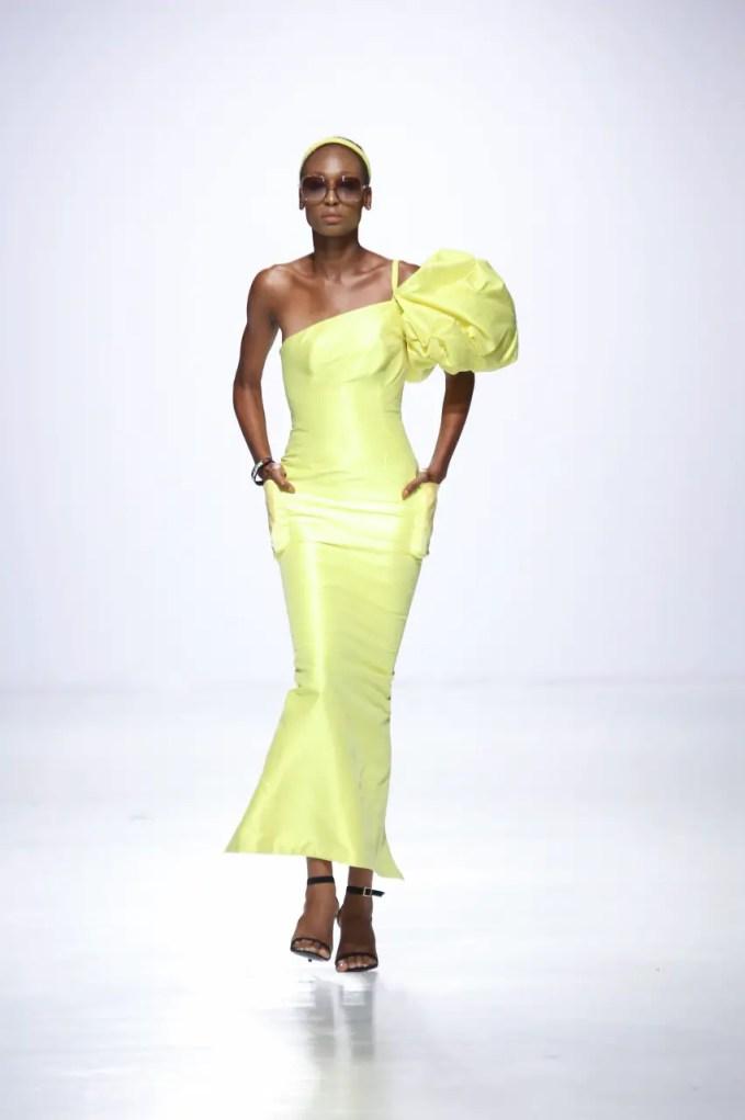 More Fashion Scenes At Day 2 Heineken Lagos Fashion and Design Week 2017