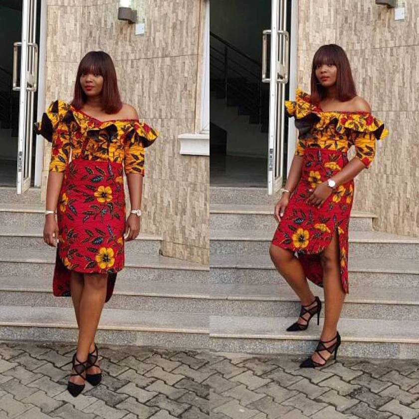 I Bet You Haven't Seen These New Ankara Styles Yet!