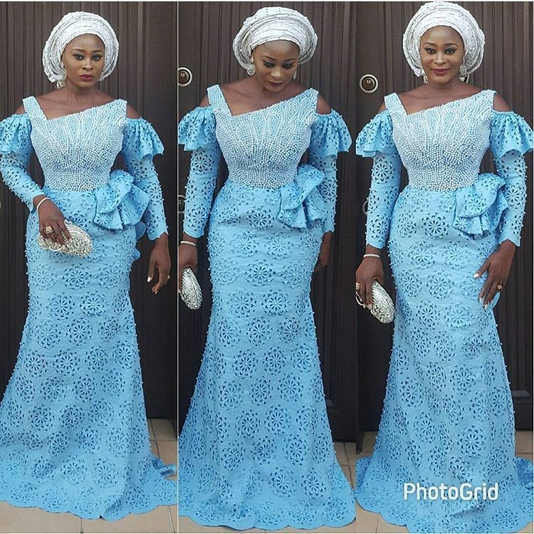 We Are Loving These Sexy Asoebi Styles With Passion!