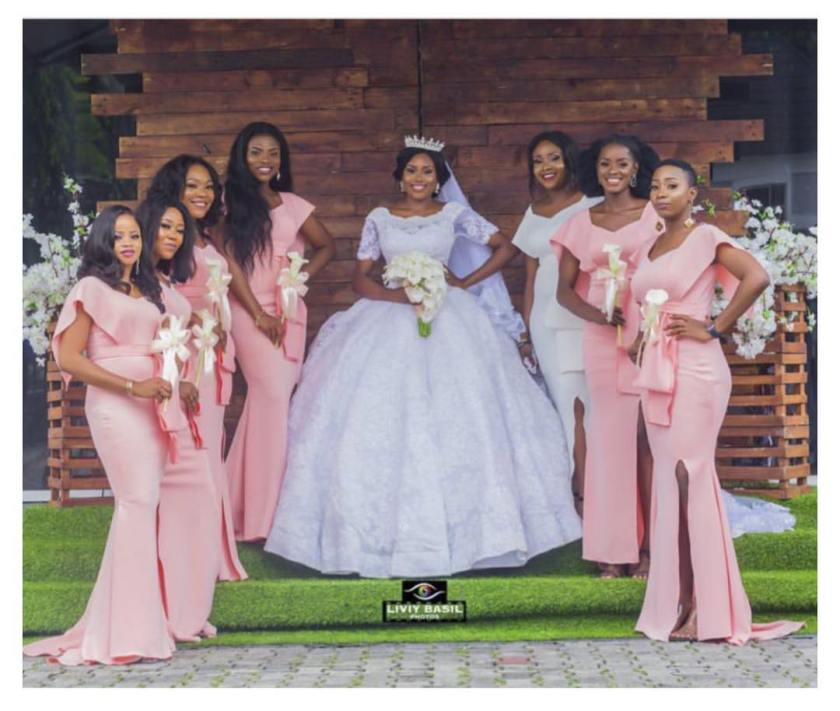 These Bridesmaids Styles Are Bringing It On Hot!!