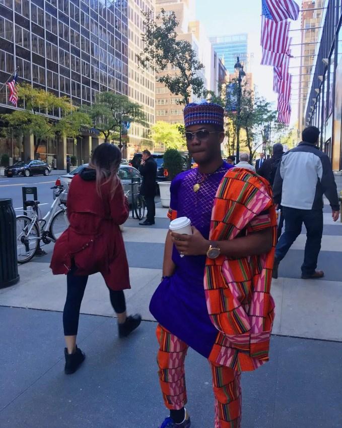 African Men Dem In Lovely Native Attires!