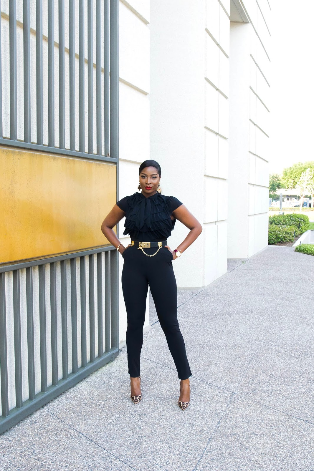 Style Dissection Lookbook 19 Featuring Irony Of Ashi In A Sleek Jumpsuit