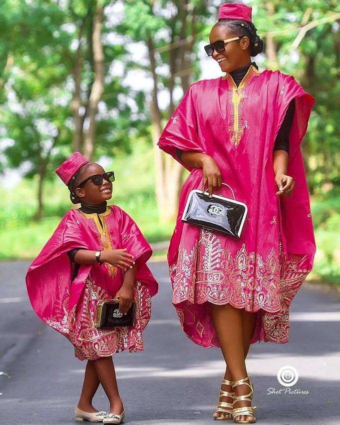 Cute Kids-Parents Fashion Twinning Styles Lookbook 2