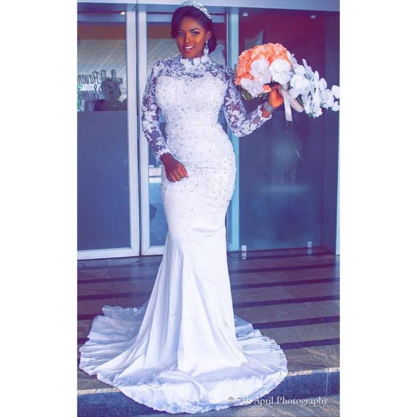 2017 Brides In Unique Weddings Gowns