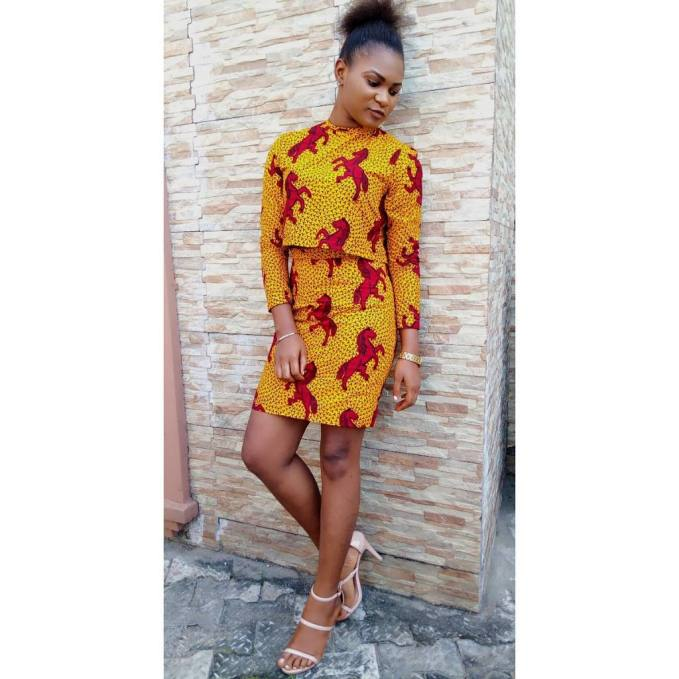 Latest And Stunning Ankara Styles Slayed Over The Weekend