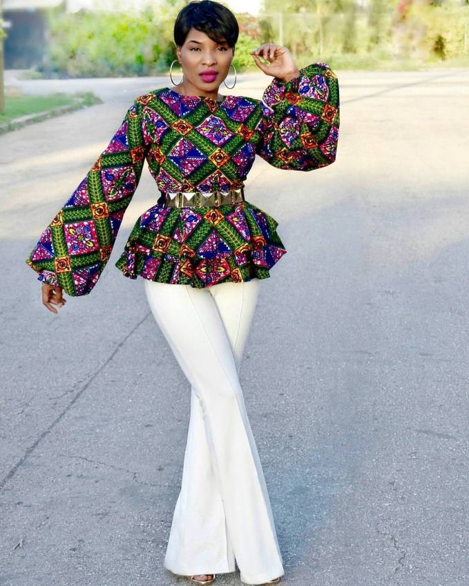 Fabulous Ankara Styles For The Holiday Season.