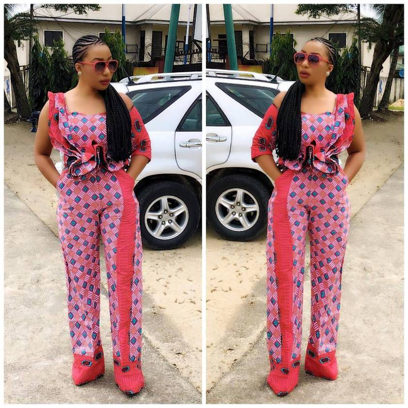 Start Off The Week On A Fashionable Note In These Ankara Styles