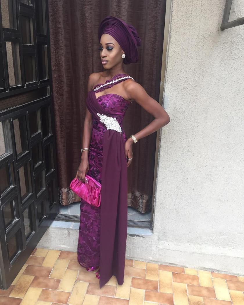 We Are Feeling These Dope Asoebi Styles
