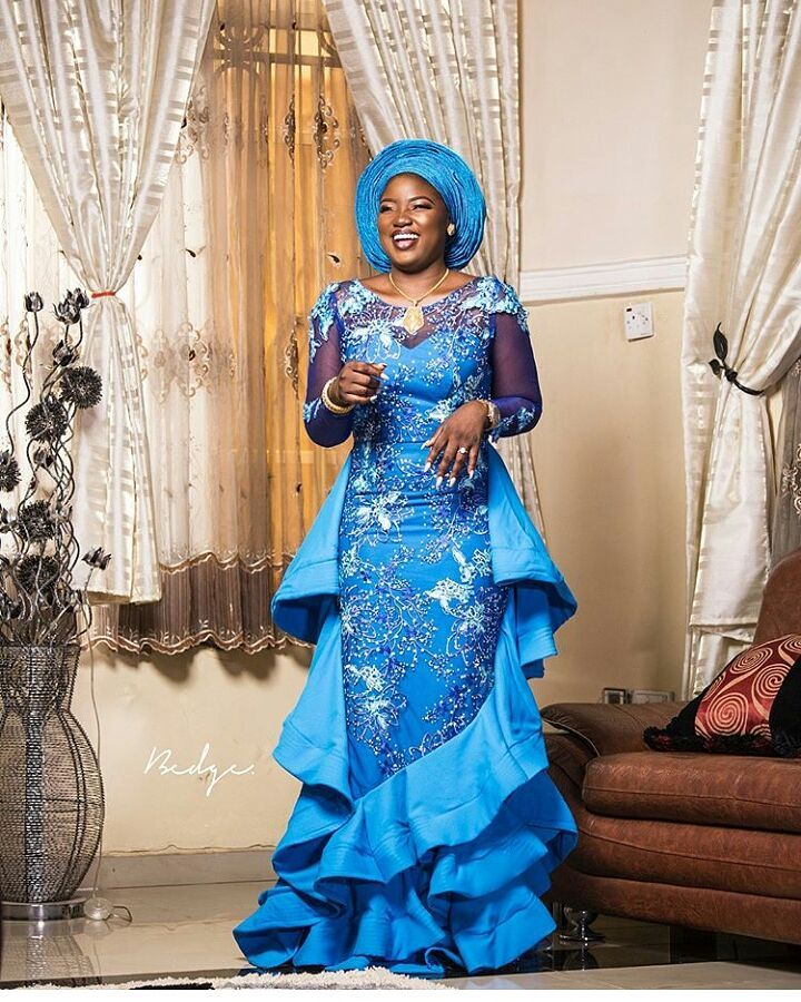Would You Rock These Brides' Traditional Outfits?