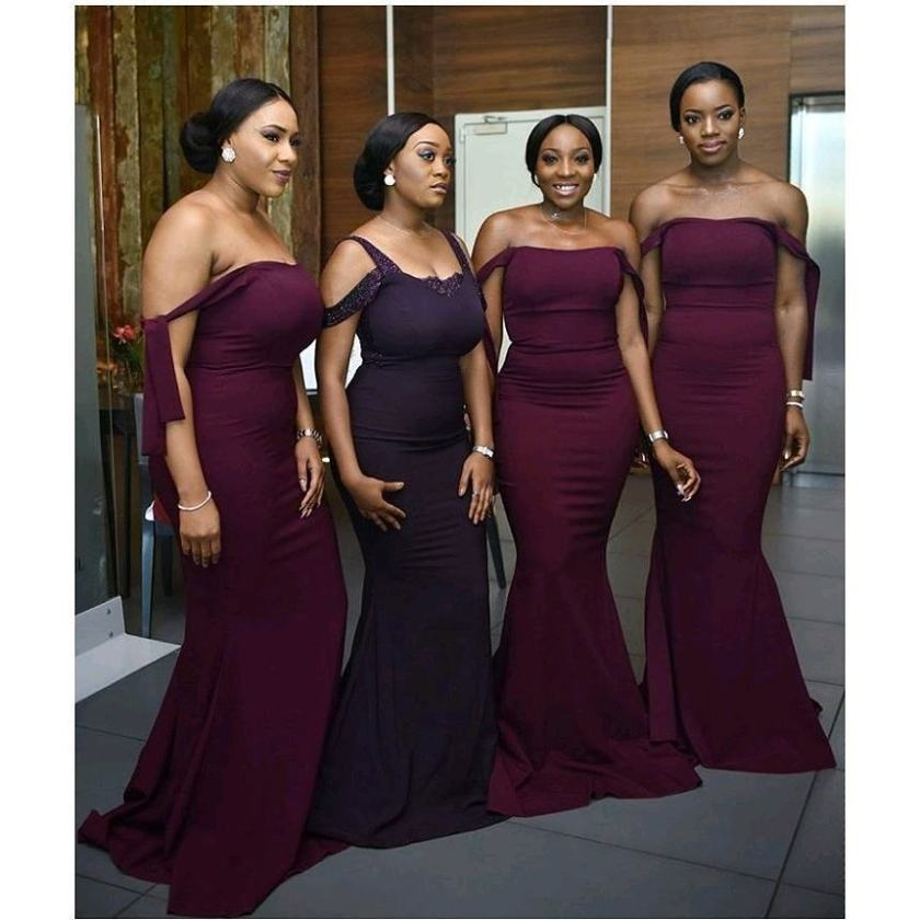 Chic Bridesmaids Styles Perfect For Your Girls!