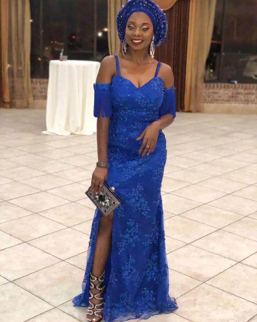Fringe Asoebi Styles Lookbook 3!