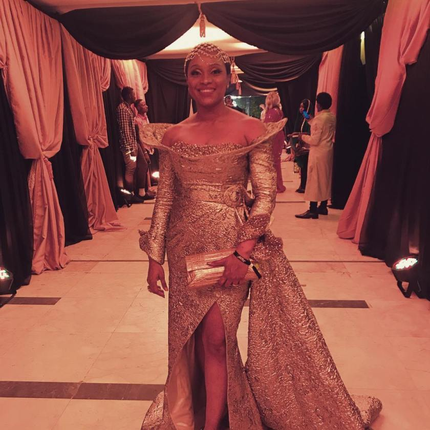 Get Your Arabian Groove On With The Celebs Fashion At The Wedding Party 2 Movie Premiere