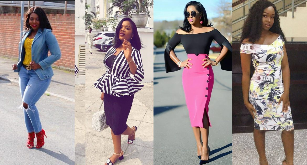 Latest Fierce And Fabulous Styles To Slay This Weekend.