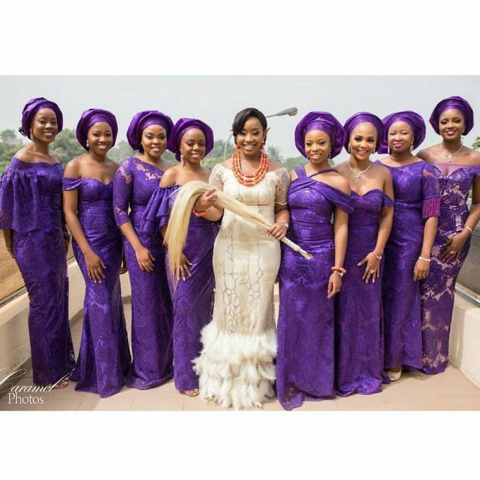 Brides That Came To Slay And Conquer In Their Bridal Styles