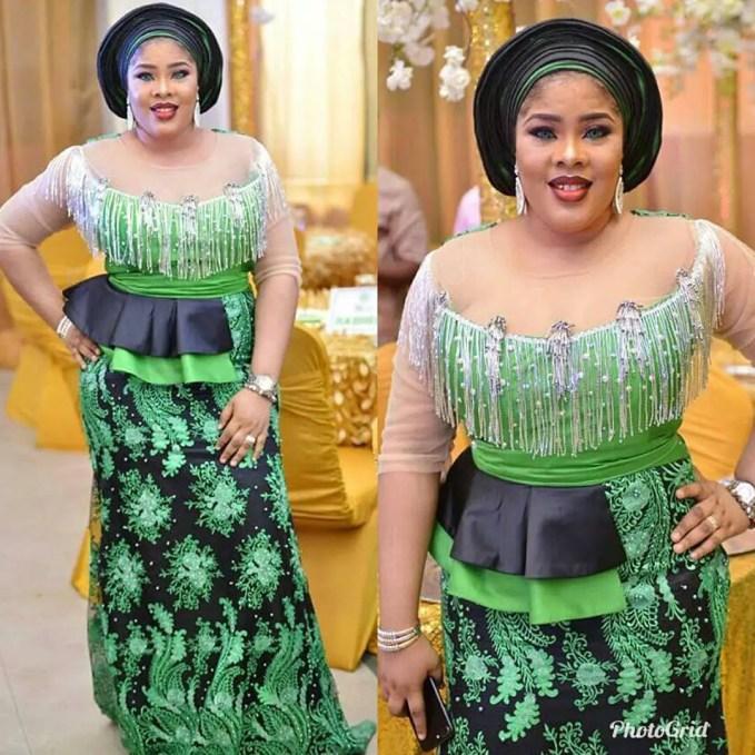 Fringe Asoebi Styles Lookbook 4