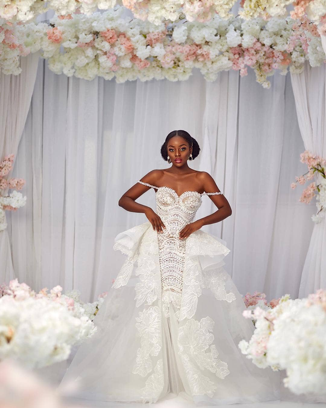 What Song Do Brides Walk Down The Aisle To: These Bomb Wedding Gowns Will Make You Want To Walk Down