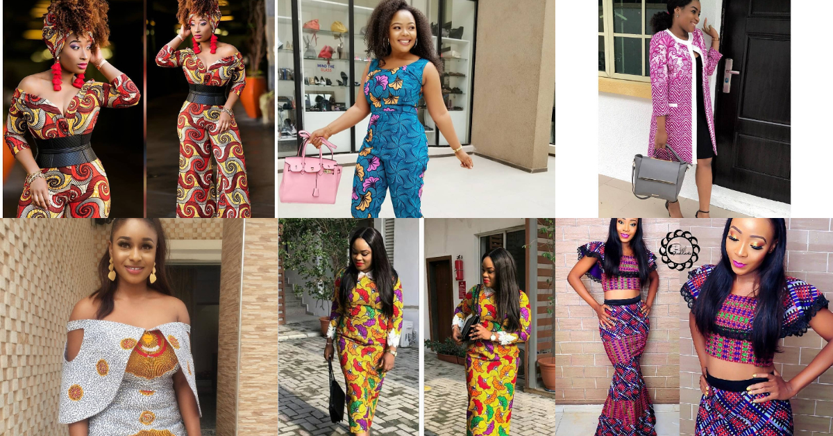 Stunning! The Latest Ankara Styles On The Fashion Street.