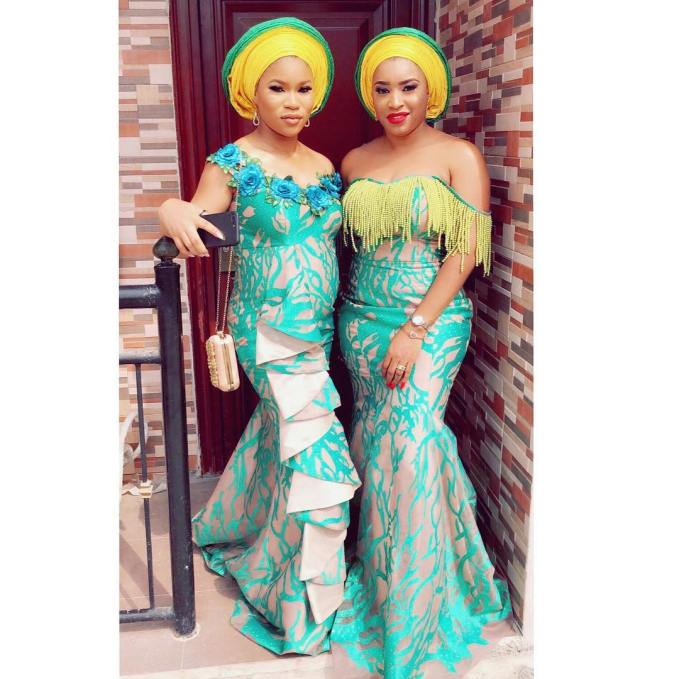 Aso Ebi Styles For The Creative minds