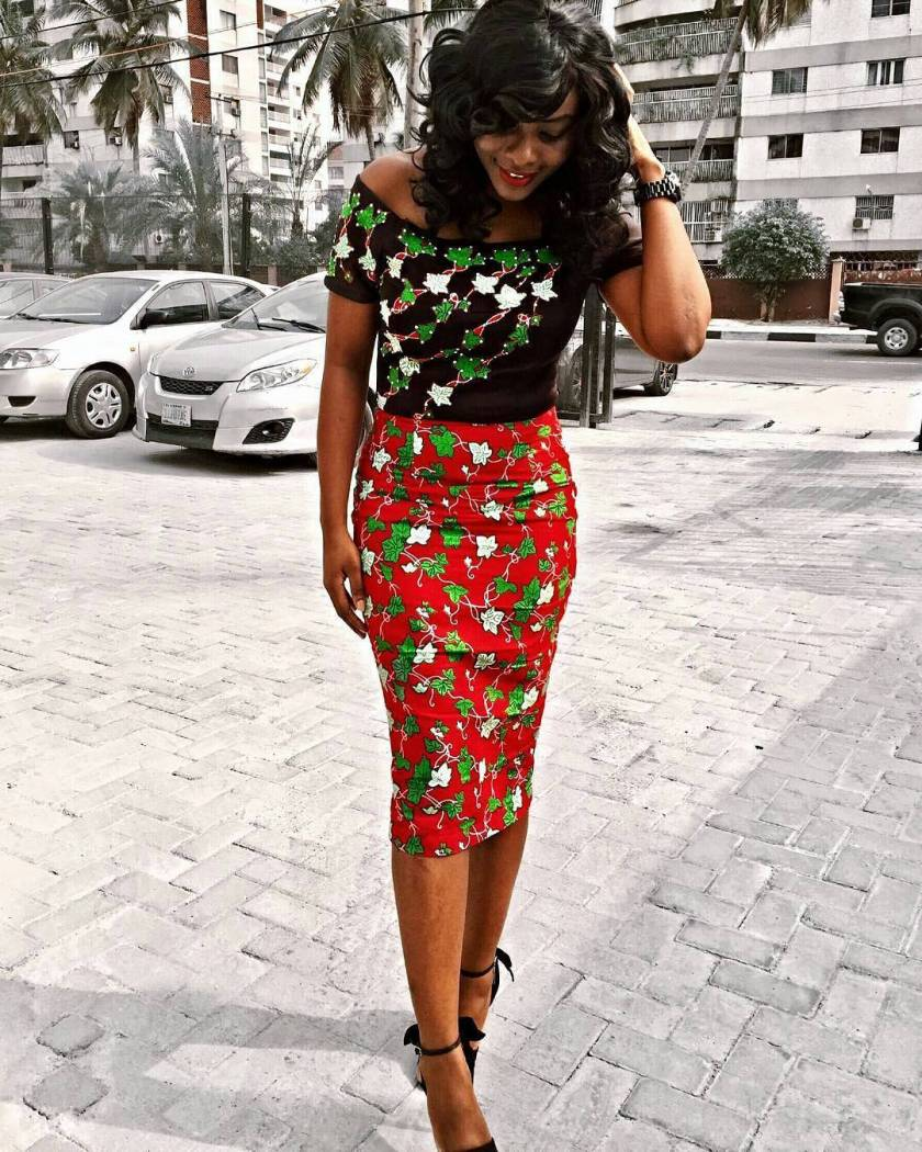 The Stunning Ankara Styles Latest On The Street Fashion.