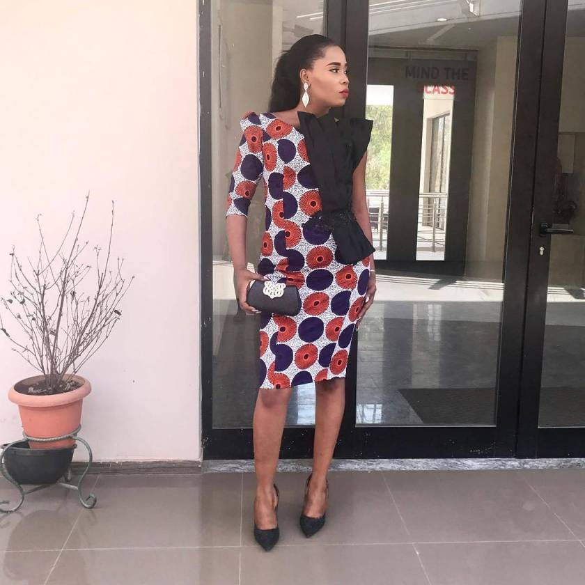Beautiful And Classic Ankara Styles For The Stunning Ladies.