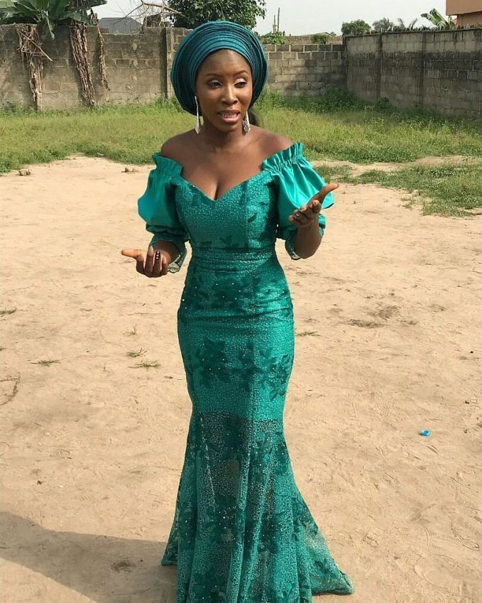 No Doubt! These Are The Most Stunning Aso Ebi Styles On The Gram