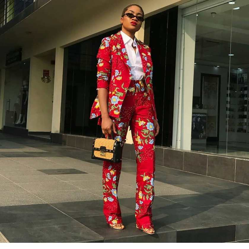 We bring to youFresh And Trending! Ankara Pants For The Slay Queens