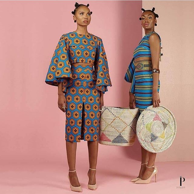 10 Awesome Ankara Looks For The Weekend