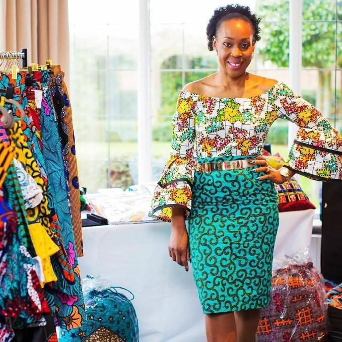 Fresh, Hot Ankara Styles From The Slay Queens