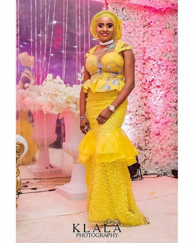 Best Asoebi Styles Of The Week February 3-9