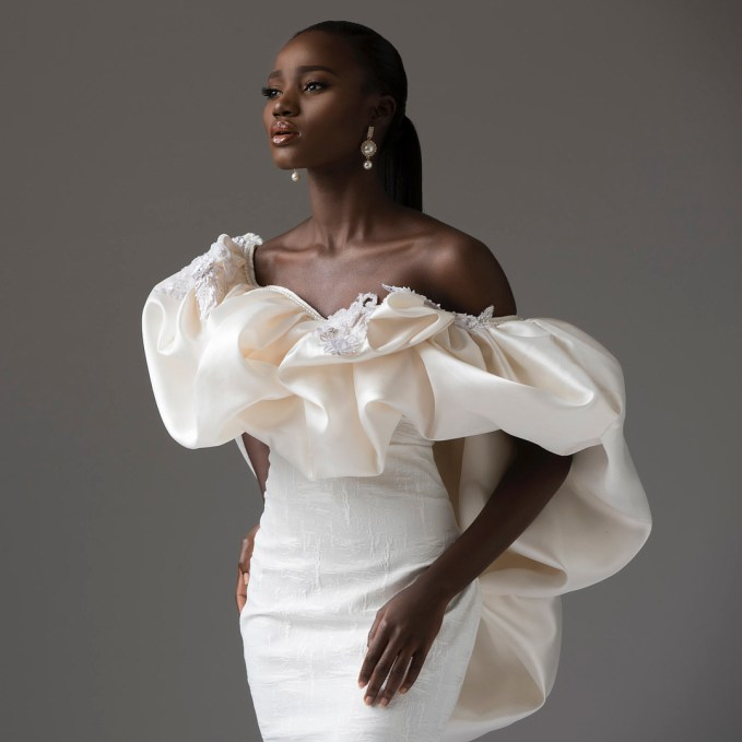 "Designer, Tubo Debuts ""Her Form"" Collection"
