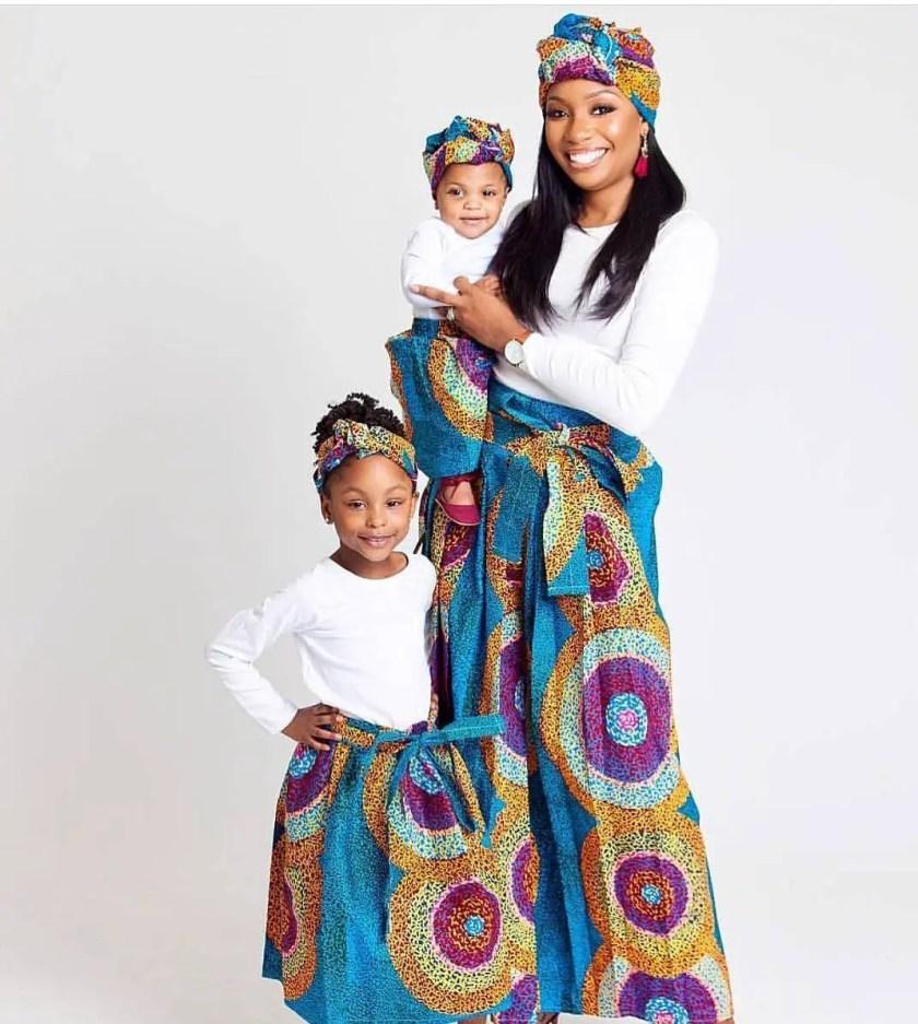 Cute Kids-Parents Fashion Twinning Styles Lookbook 9