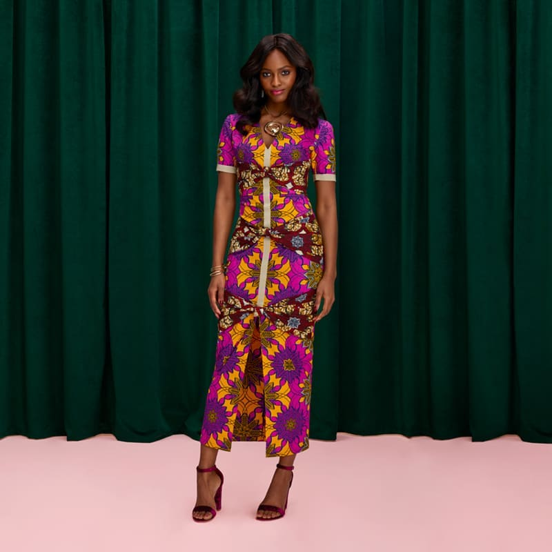 Vlisco Came To Win In These Stunning Ankara Designs