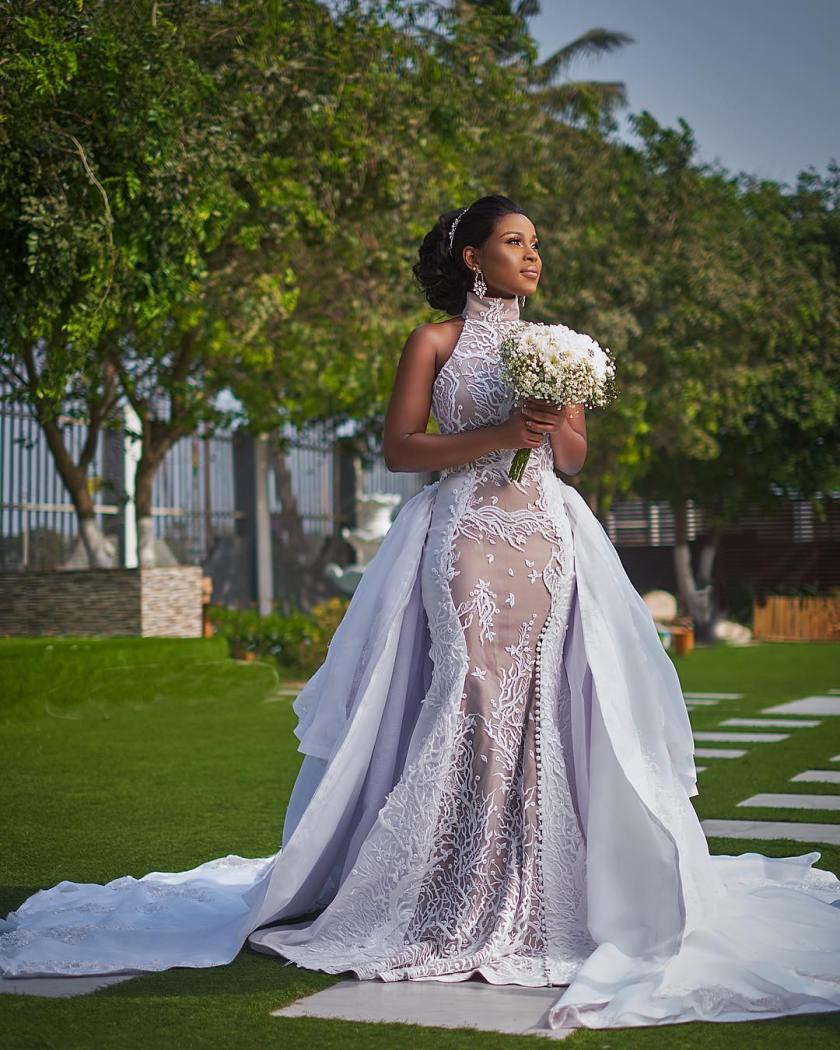 Check Out These Fashionable Wedding Gown Styles By Sima Brew