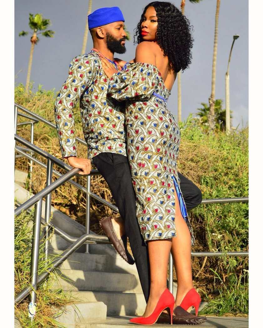 These Couple Styles Are Making Us Green With Envy 2
