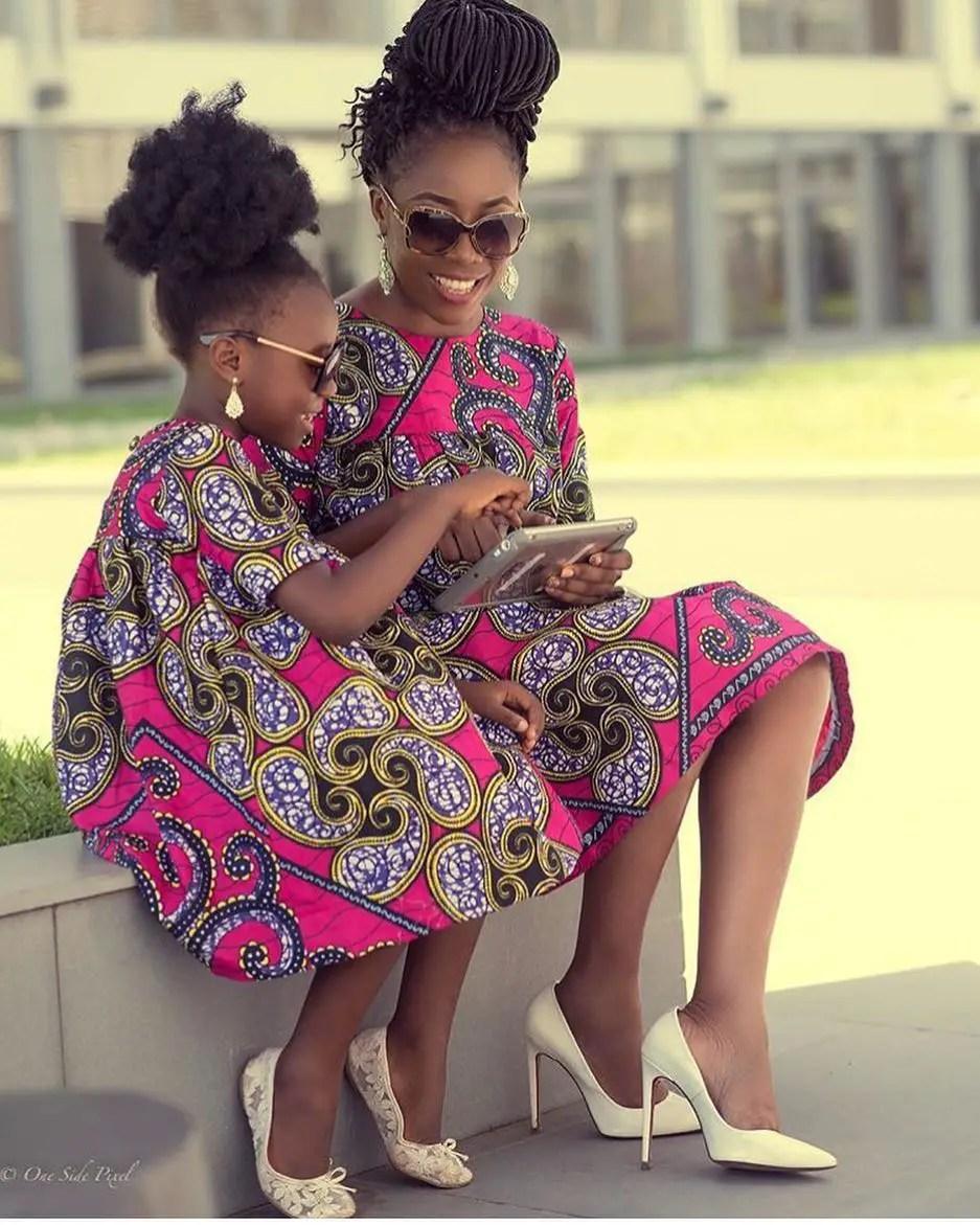 Cute Kids-Parents Fashion Twinning Styles Lookbook 12