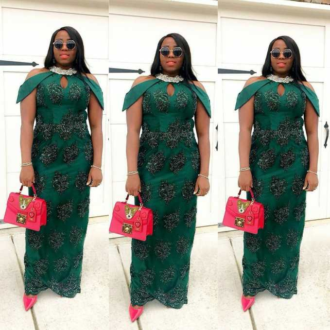 Gorgeously Designed Asoebi Styles That Would Keep All Eyes on You