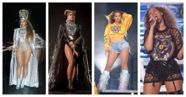 Coachella 2018: All About Beyonce's Fashion