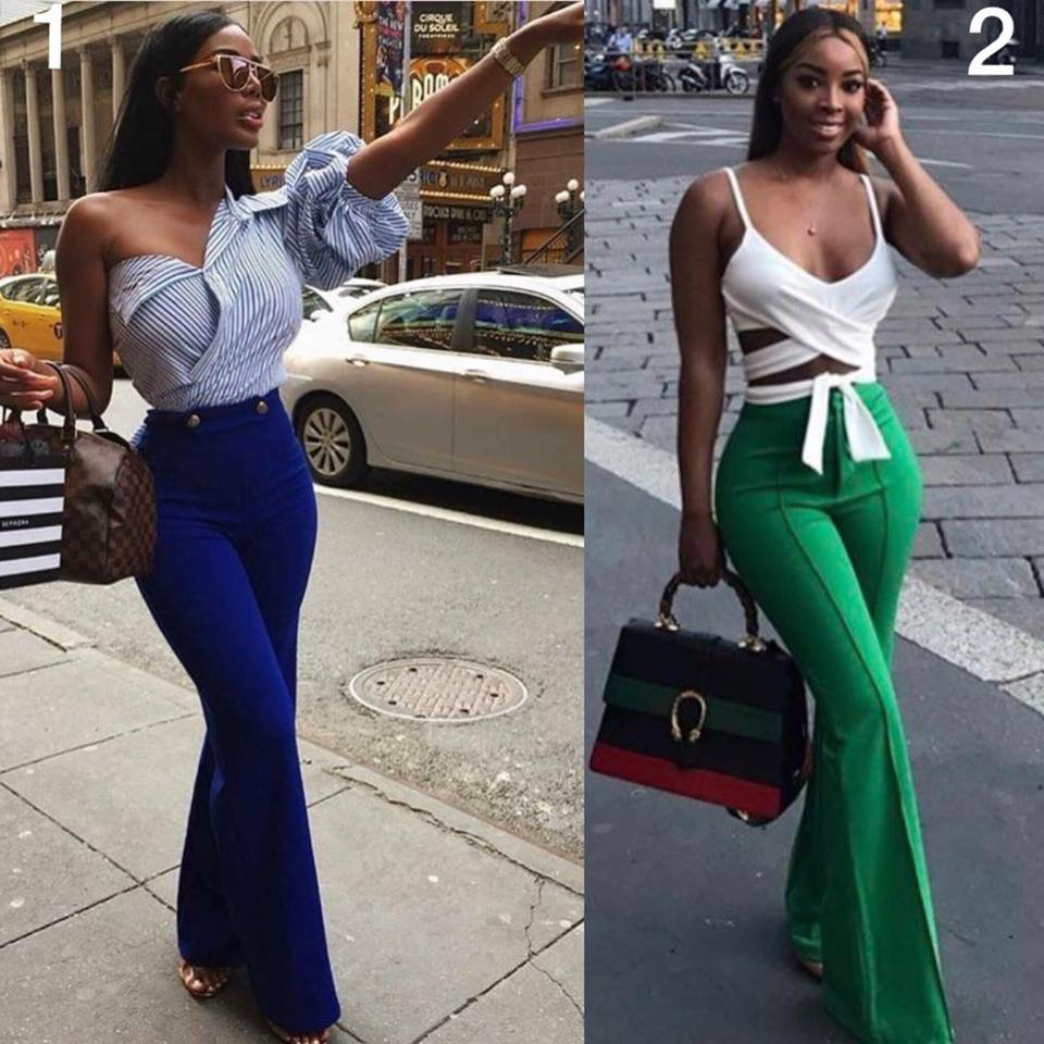 Fashion Faceoff: Whose Style Would You Rock?