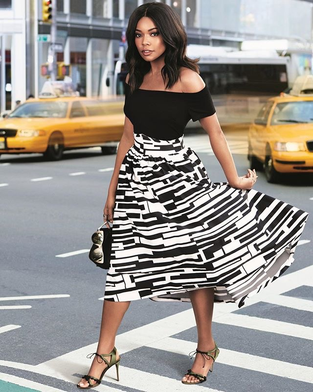 10 Gorgeous Style Moments Of Gabrielle Union We Love