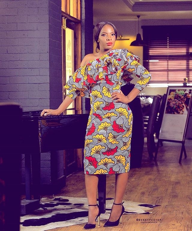 These Ankara Styles Will Bring Out The Slay In Yo